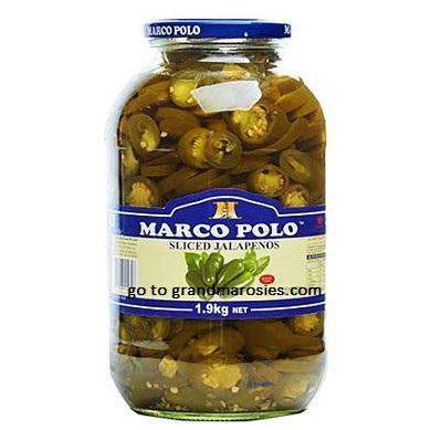 Jalapeno Marco Polo