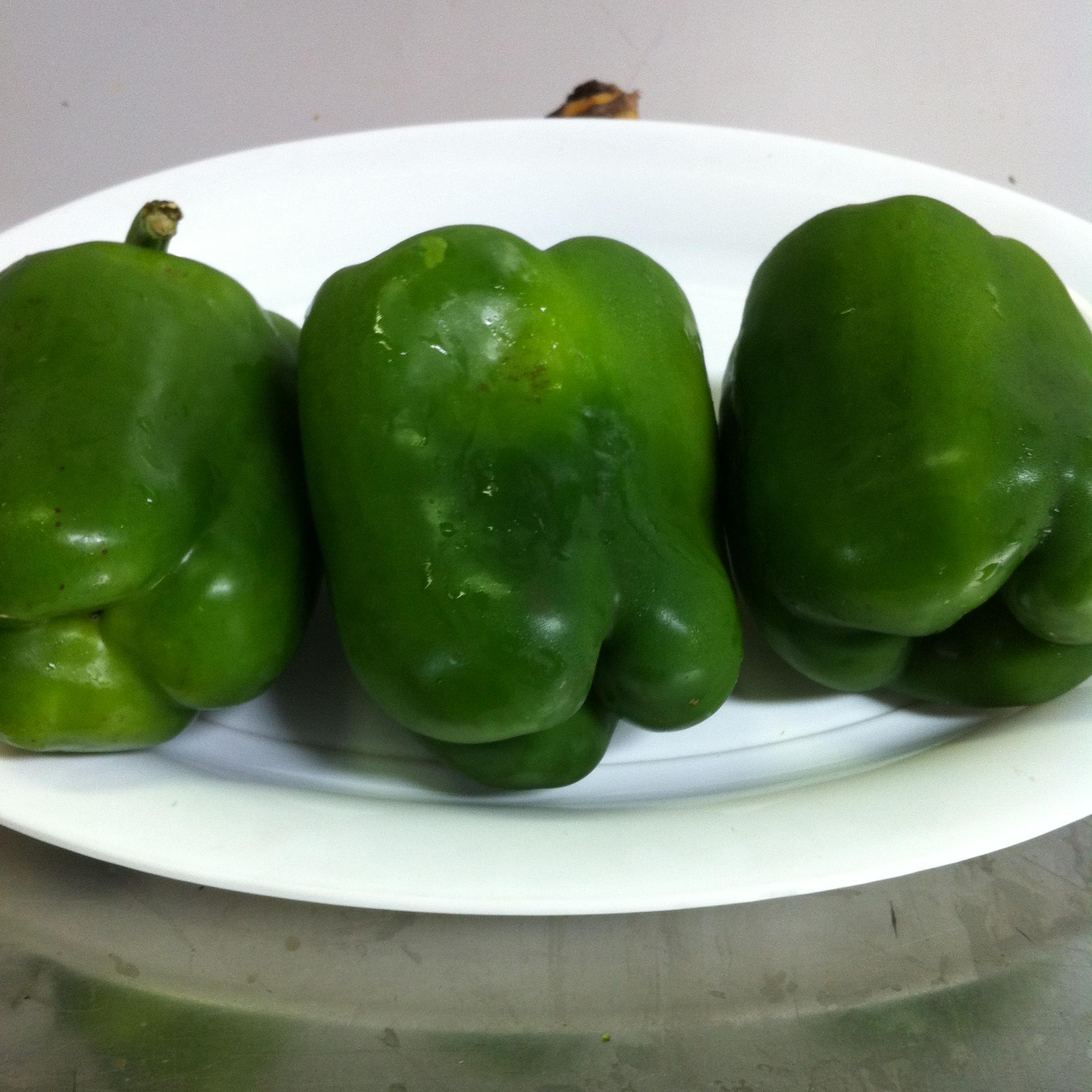 Green Capsicum kg