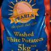 Washed Potato 5kg